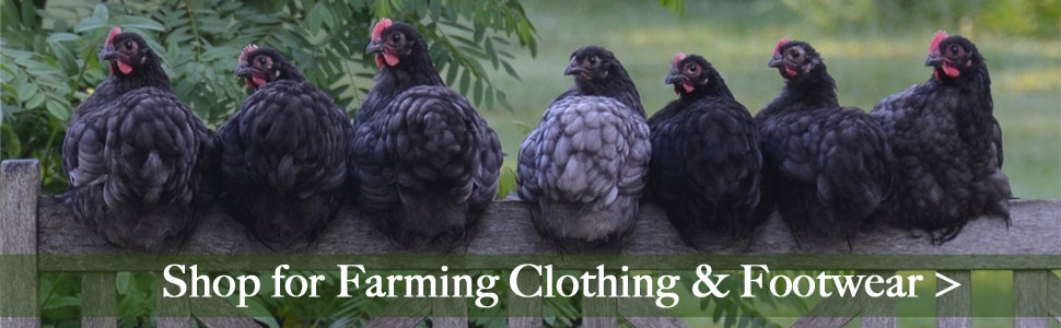 Farming Clothing and Footwear
