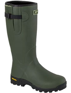 Hoggs of Fife Field Sport Neoprene Lined Wellington