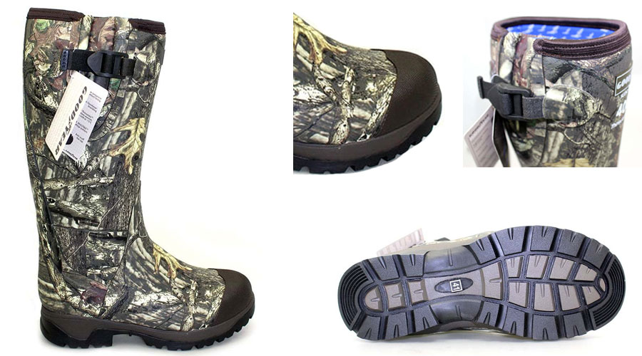Goodyear Swamp Wellington Boot Review