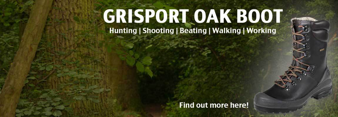 Grisport Oak Boot Review