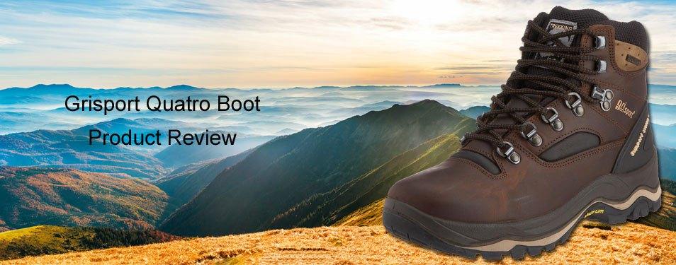 Grisport Quatro Boot Review