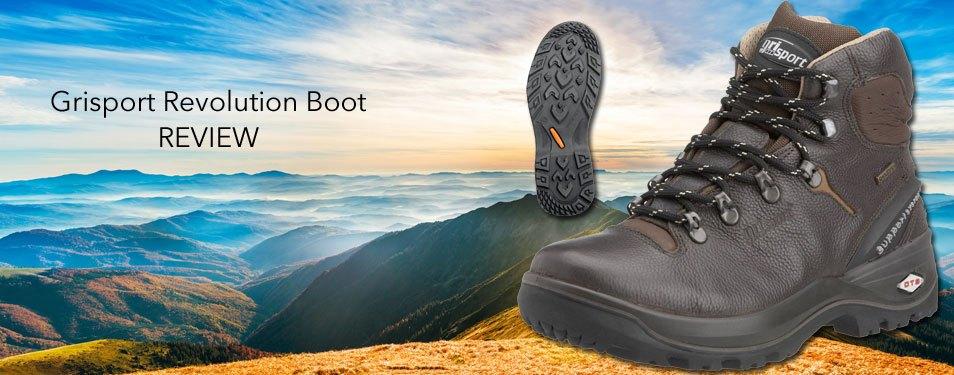 Grisport Revolution Boot Review