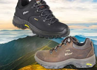 Difference between grisport dartmoor and ravine shoes