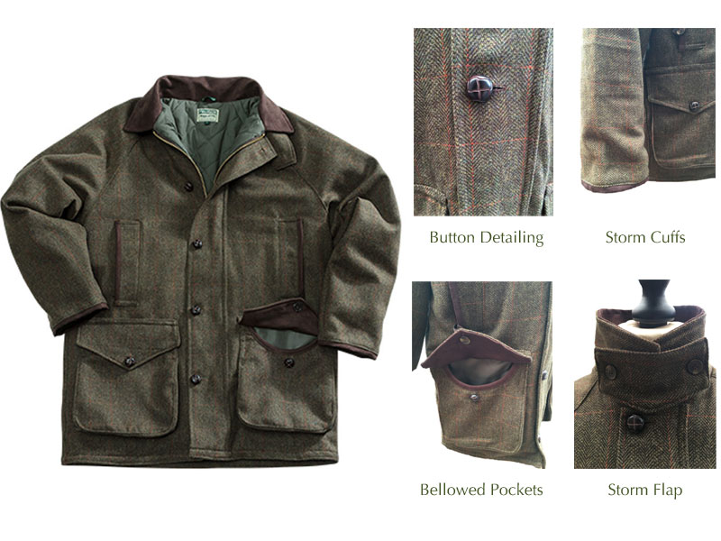 Hoggs Harewood Jacket