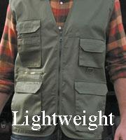 Mens Lightweight Waistcoats