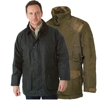 Mens Country Jackets