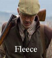 Mens Fleece Waistcoats