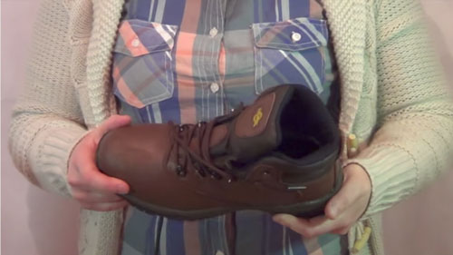 Northwest Territory Boots