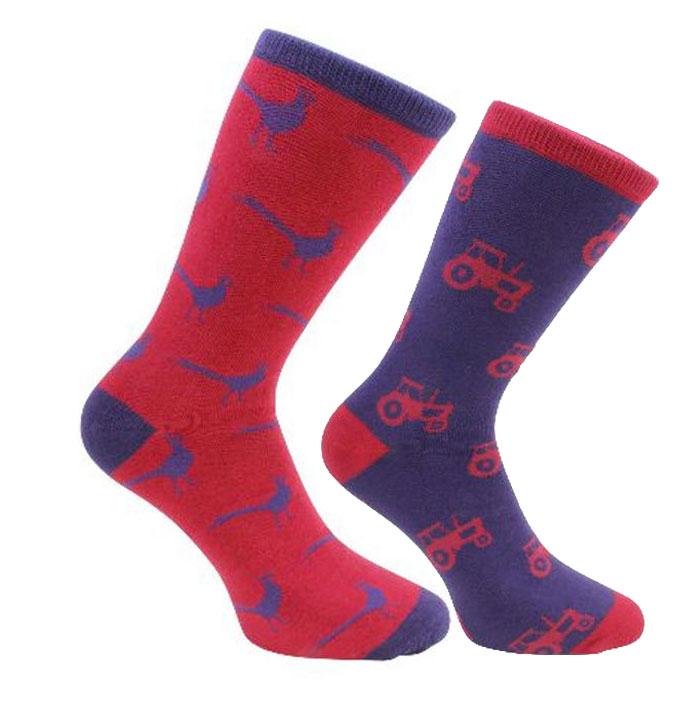 Men and Womens Novelty Socks