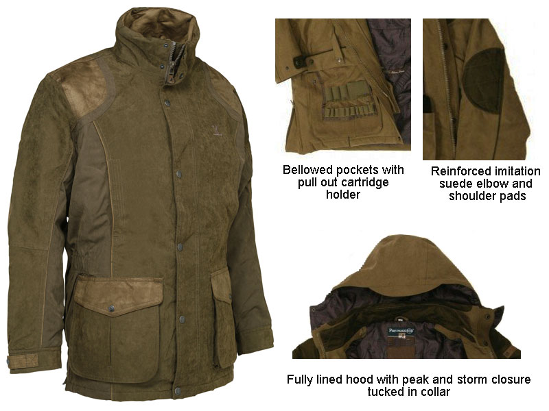 Percussion Rambouillet Jacket Review