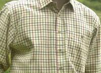 Tattersall shirts success