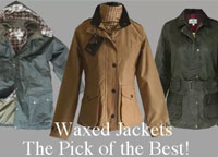 the pick of the best wax jackets